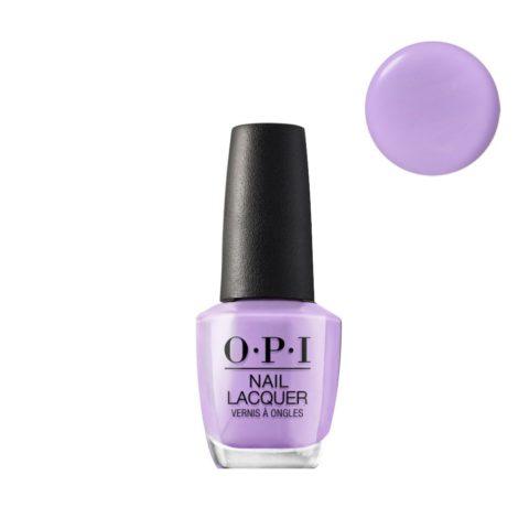 OPI Nail Lacquer 7263 Do You Lilac It 15ml - Smalto per Unghie