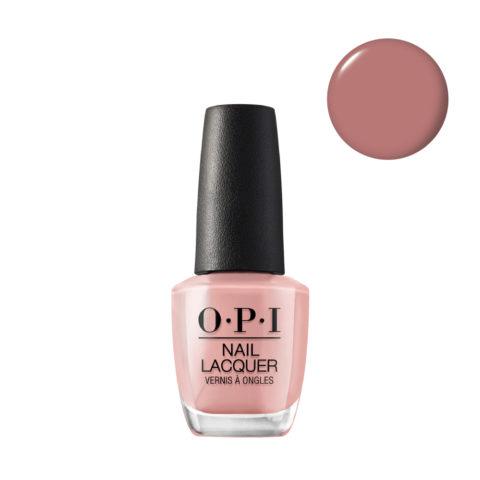 OPI Nail Lacquer NL A15 Dulce de Leche 15ml - Smalto per Unghie