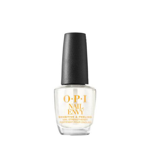 OPI Nail Envy Nail Strengthener for Sensitive & Peeling Nails 15ml - Base Smalto Rinforzante
