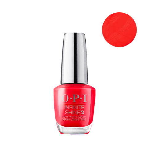 OPI Nail Lacquer Infinite Shine ISL L03 She Went On 15ml - Smalto per Unghie Effetto Gel