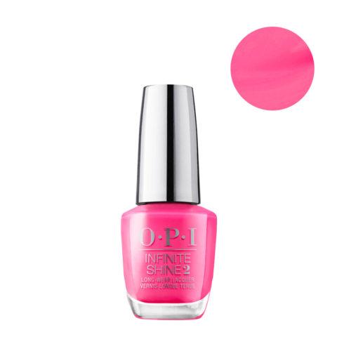 OPI Nail Lacquer Infinite Shine IS L04 Girl Without Limits 15ml - smalto per unghie a lunga durata rosa