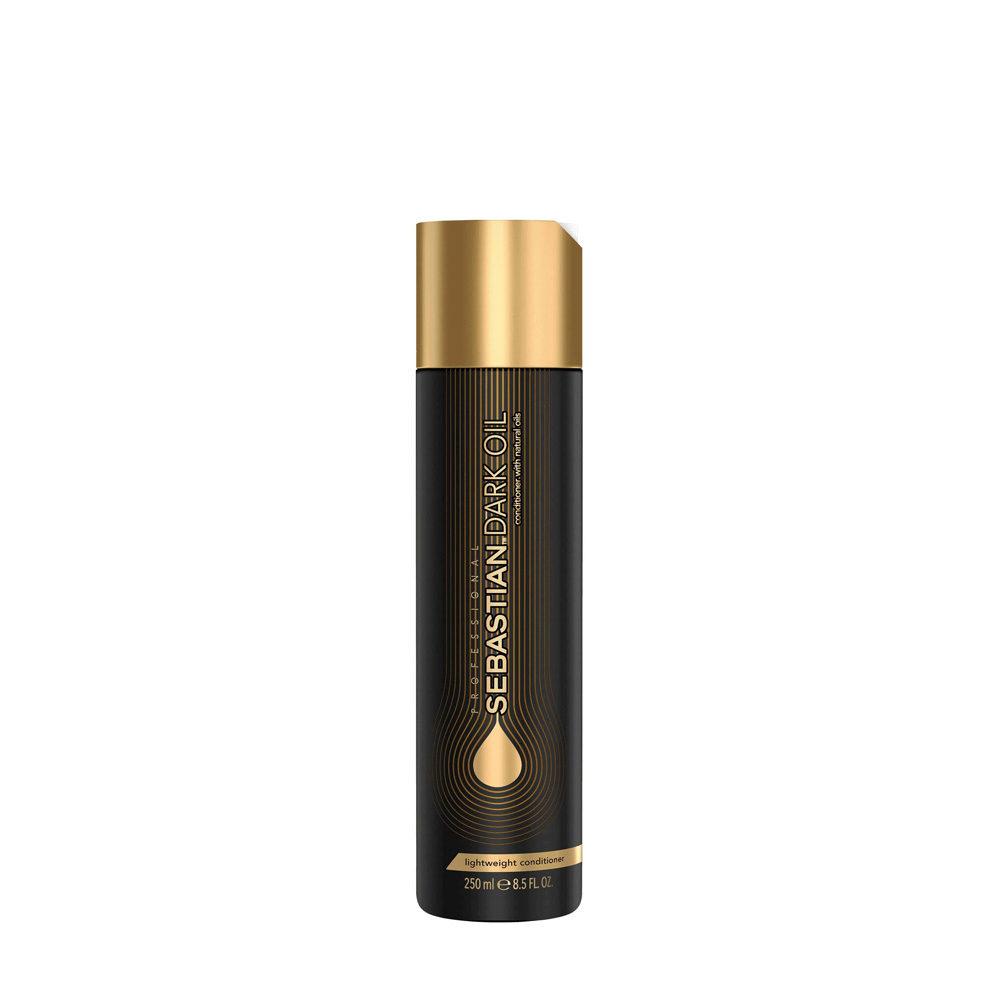 Sebastian Dark Oil Lightweight Conditioner 250ml - Balsamo Idratante Leggero
