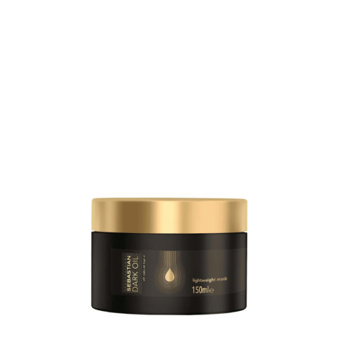 Sebastian Dark Oil Lightweight Mask 150ml - Maschera Idratante Leggera