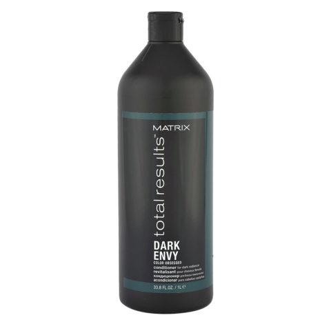 Matrix Total Results Dark Envy Conditioner 1000ml - balsamo anti riflessi rossi
