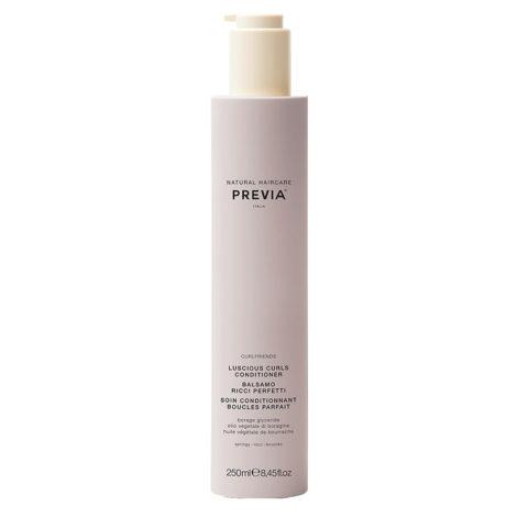 Previa Curlfriends Luscious Curls Conditioner 250ml - balsamo capelli ricci