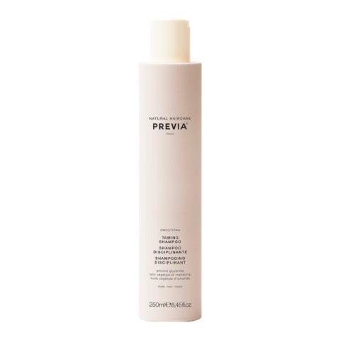 Previa Smoothing Taming Shampoo 250ml - Shampoo Anticrespo