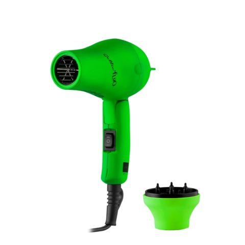 Gettin Fluo Miniphon Da Viaggio Verde