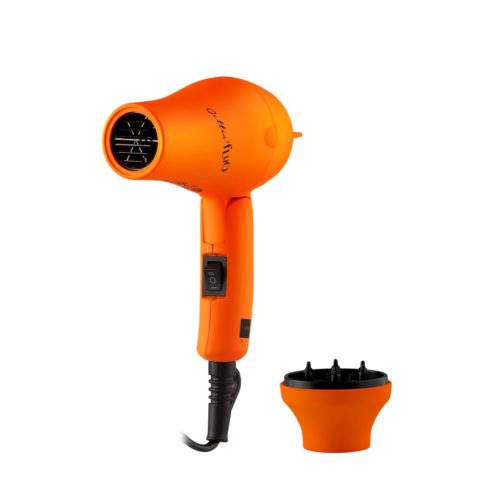 Gettin Fluo Miniphon Da Viaggio Arancione