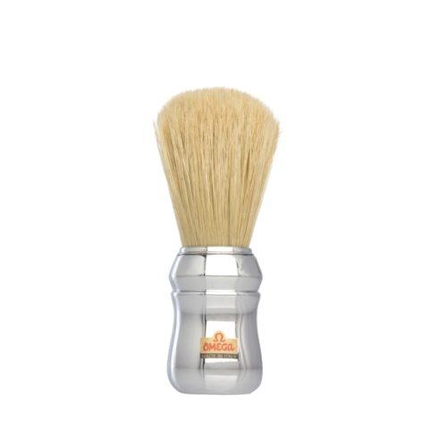 Omega Pennello Da Barba Argento