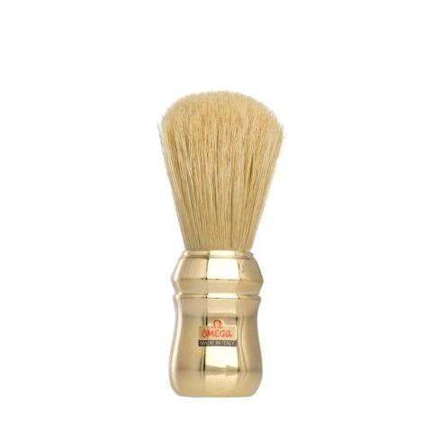 Omega Pennello Da Barba Oro