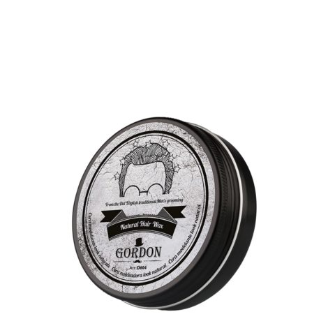Gordon Hair Natural Wax 100ml - cera modellante