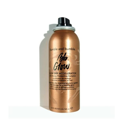 Bumble And Bumble Glow Blow Dry Accelerator 125ml - spray pre piega