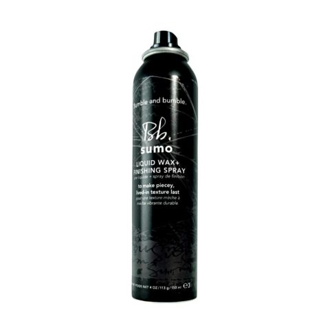 Bumble And Bumble Sumo Liquid Wax Finishing Spray 150ml - cera in spray