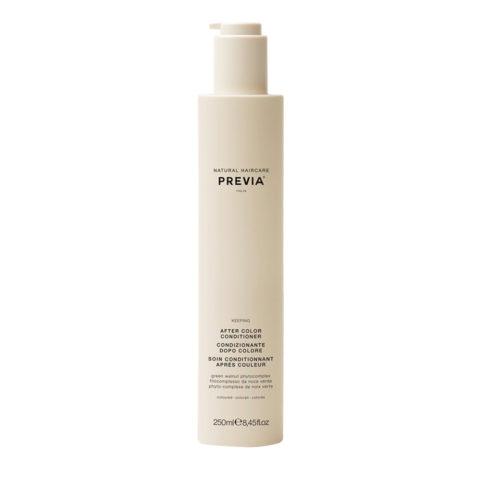 Previa Keeping After Color Conditioner 250ml - balsamo capelli colorati