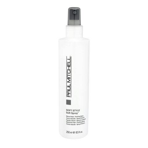 Paul Mitchell Soft style Soft spray 250ml - Spray modellante capelli fini