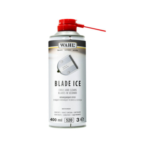 Wahl Blade Ice Spray Refrigerante 400ml - Pulire testine