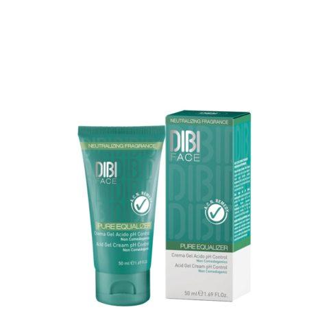 Dibi Milano Crema Gel Acido Ph Control 50ml - crema leggera pelle grassa