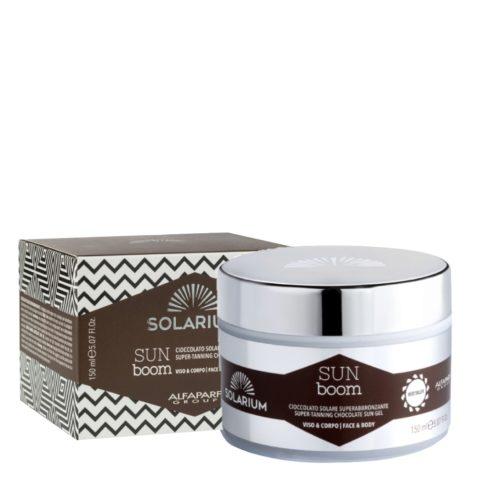 Solarium Cioccolato Solare Super Abbronzante Viso e corpo 150ml