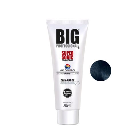 Big Pro Supersonic Pro Color 1.1 Nero Blu 200ml
