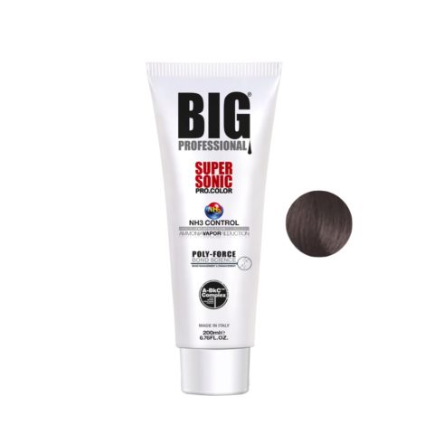 Big Pro Supersonic Pro Color 5 Nocciola Chiaro 200ml