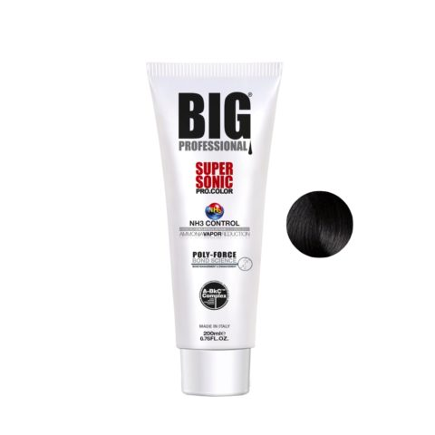 Big Pro Supersonic Pro Color 3 Nocciola scuro 200ml
