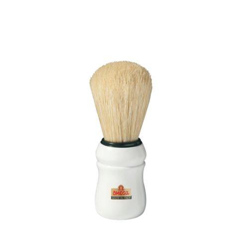 Omega Pennello Da Barba Bianco