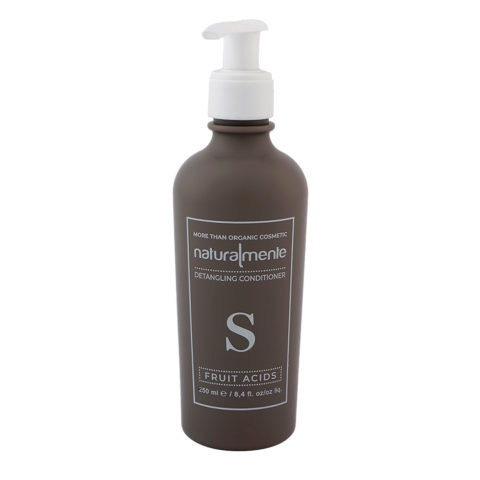 Naturalmente Detangling Conditioner Fruit Acids 250ml - balsamo districante