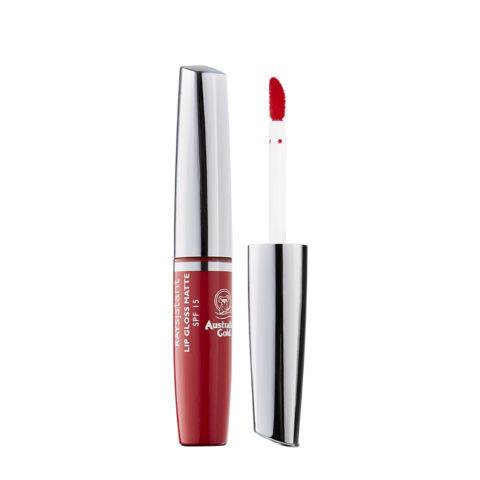 Raysistant Make Up Lip Gloss Matte SPF15 Red - Lucidalabbra SPF15