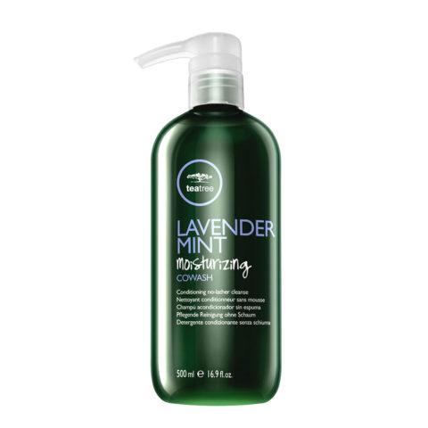 Paul Mitchell Lavender Mint Moisturizing CoWash 500ml - idratante leggero capelli ricci