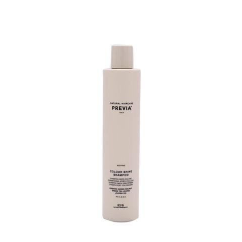 Previa Keeping Colour Shine Shampoo 250ml - shampoo capelli colorati