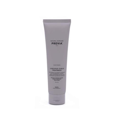 Previa Curlfriends Luscious Curls Treatment 150ml - maschera ricci
