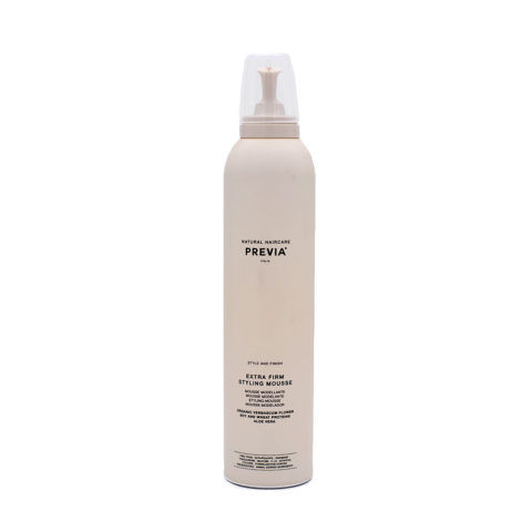 Previa Finish Extra Firm Styling Mousse 300ml - schiuma extra forte