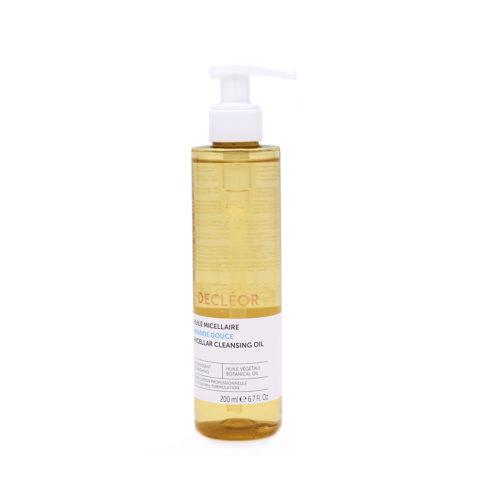 Decléor Huile Micellaire Amande Douce 200ml - olio micellare struccante