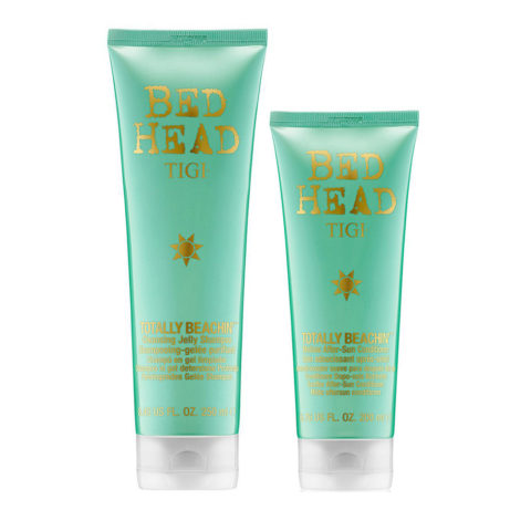 Tigi Bed Head Kit Solari Shampoo 250ml e Balsamo 250ml