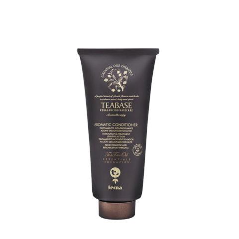 Tecna Teabase aromatherapy Aromatic Conditioner 200ml - Balsamo idratante Naturale