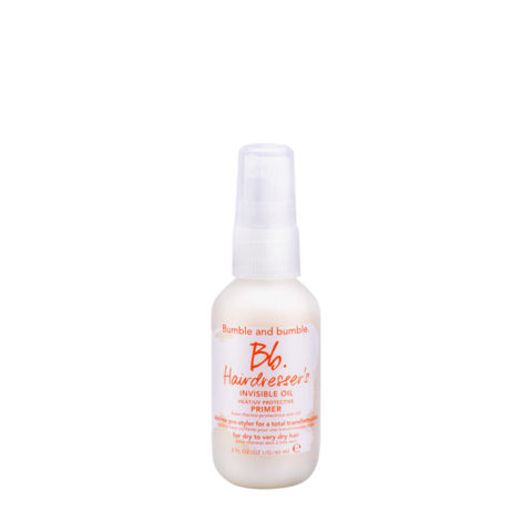 Bumble And Bumble Hairdresser's Invisible Oil Siero protezione termica 60ml