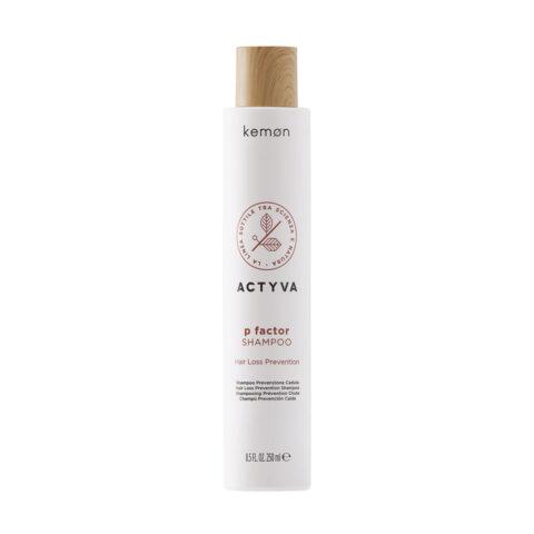 Kemon Actyva P Factor Shampoo Anticaduta 250ml