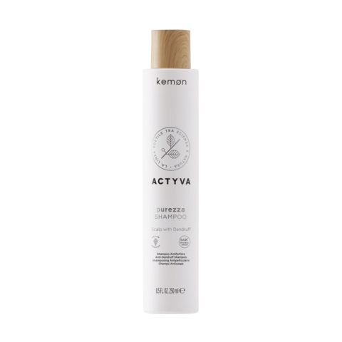 Kemon Actyva Purezza Shampoo Antiforfora 250ml