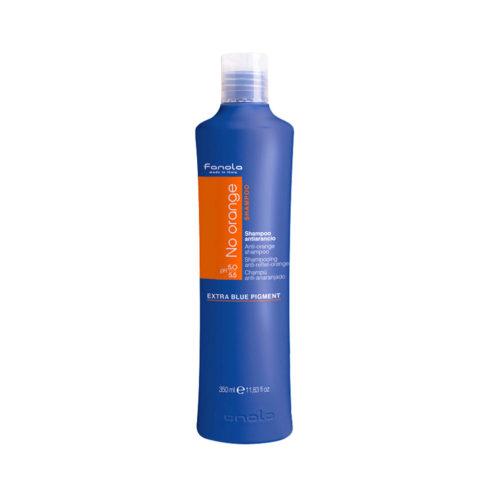 Fanola Shampoo Antiarancio per Capelli Castani 350ml