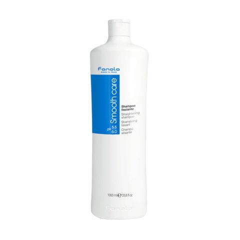 Fanola Smooth Care Shampoo Lisciante per Capelli Crespi 1000ml