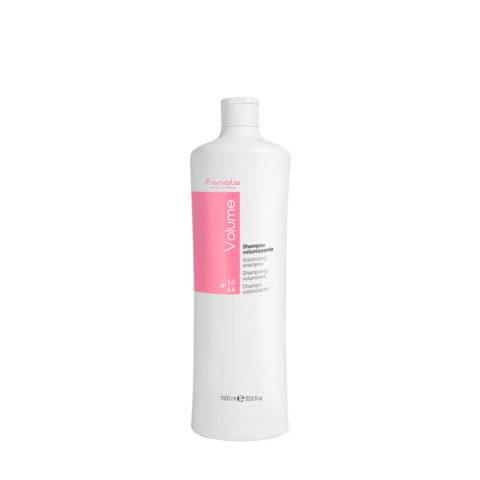 Fanola Shampoo Volumizzante per Capelli Fini 1000ml