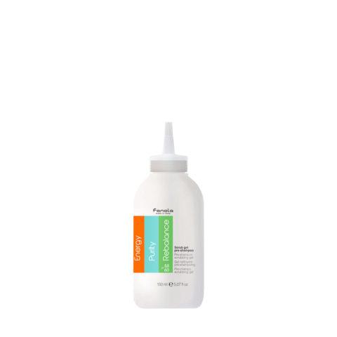 Fanola Scrub Gel Pre Shampoo Esfoliante 150ml