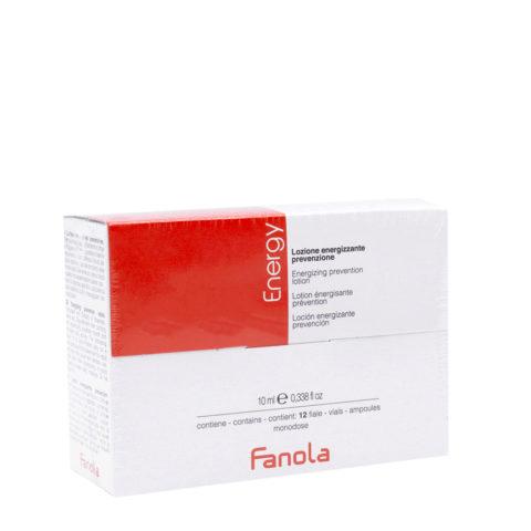 Fanola Energy Fiale Energizzanti Anticaduta 12x10ml