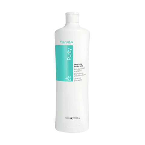 Fanola Purity Shampoo Antiforfora 1000ml