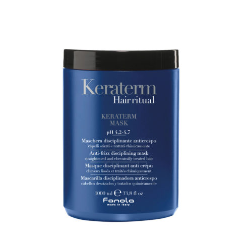 Fanola Keraterm Maschera Anticrespo 1000ml
