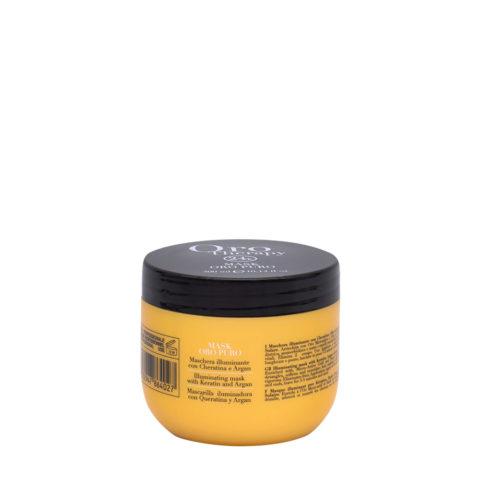 Fanola Oro Therapy Oro Puro Maschera per tutti i tipi di Capelli 300ml