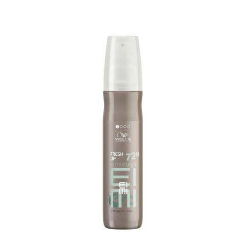 Wella EIMI Nutricurls Fresh Up Spray Anticrespo per Capelli Ricci 150ml