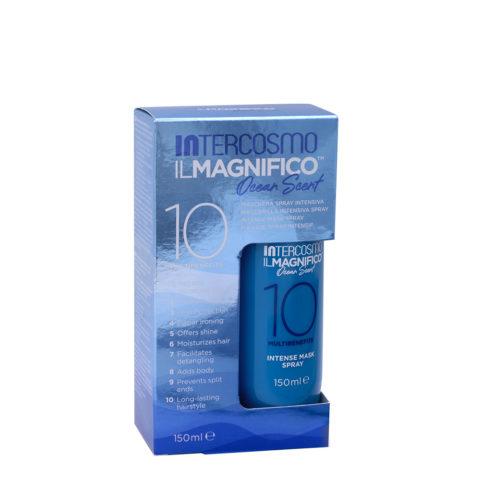 Intercosmo Styling Il Magnifico Ocean Scent Trattamento spray 10 in 1, 150ml