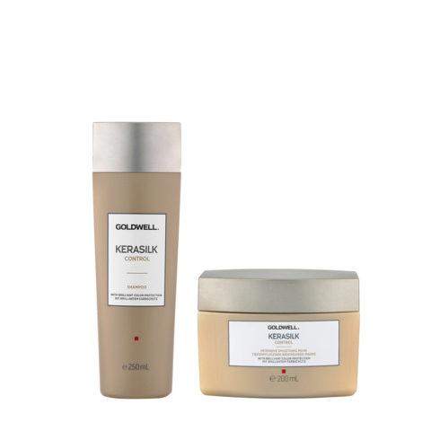 Kerasilk Control Anticrespo Shampoo 250ml e Maschera 200ml
