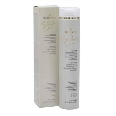 Medavita Blondie Ice Shampoo Riflessante per Biondi freddi 250ml